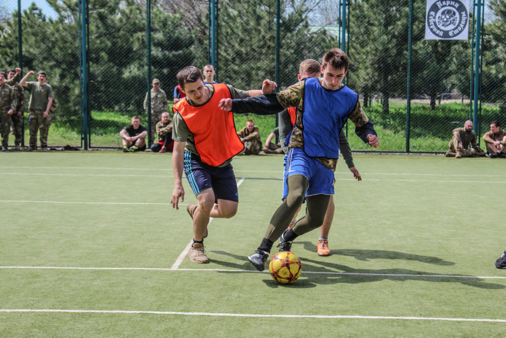 азов футбол