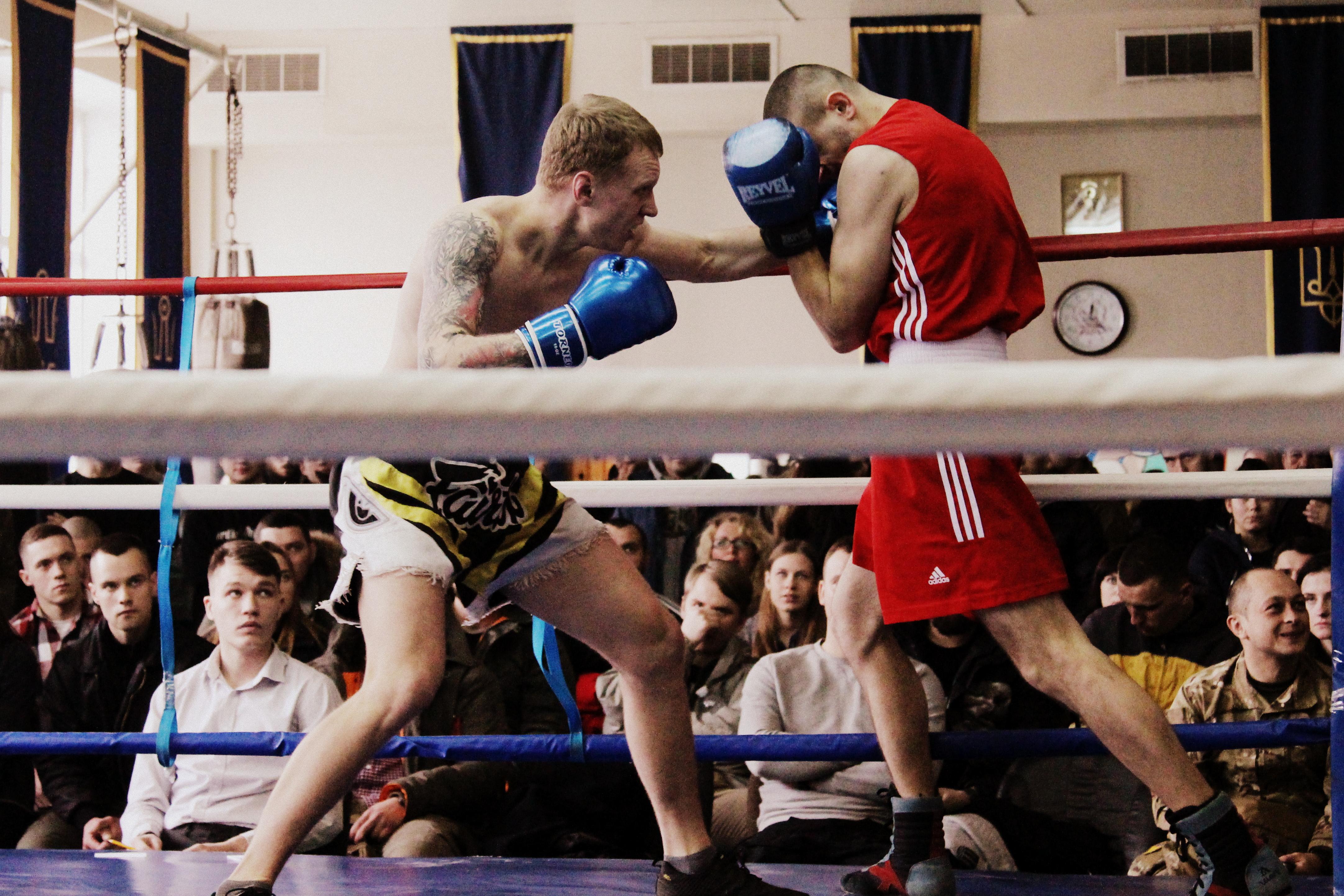 Турнір з боксу на честь полеглих побратимів