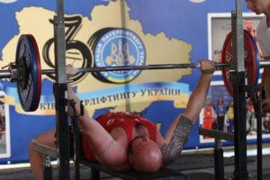 Бійці АЗОВу на чемпіонаті Донецької області з пауерліфтингу та жиму лежачи