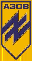 AZOV logo, лого АЗОВ