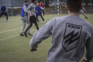 Другий турнір із міні-футболу до Дня українського добровольця