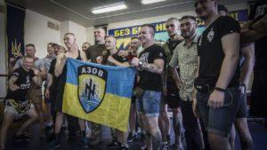 Азовці відзначили четверту річницю заснування полку масштабним турніром з боксу