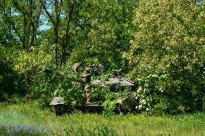 2-й батальйон полку АЗОВ провів навчання із протидесантної оборони