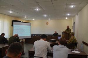 Командування полку АЗОВ зустрілося із канадськими дипломатами