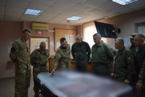 Командувач НГУ Юрій Аллеров: «АЗОВ розвивається кожного дня»