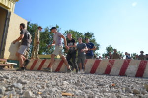 Розпочався 7-й курс базової бойової підготовки для рекрутів полку АЗОВ