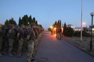 Вшанування пам'яті Кузьмича