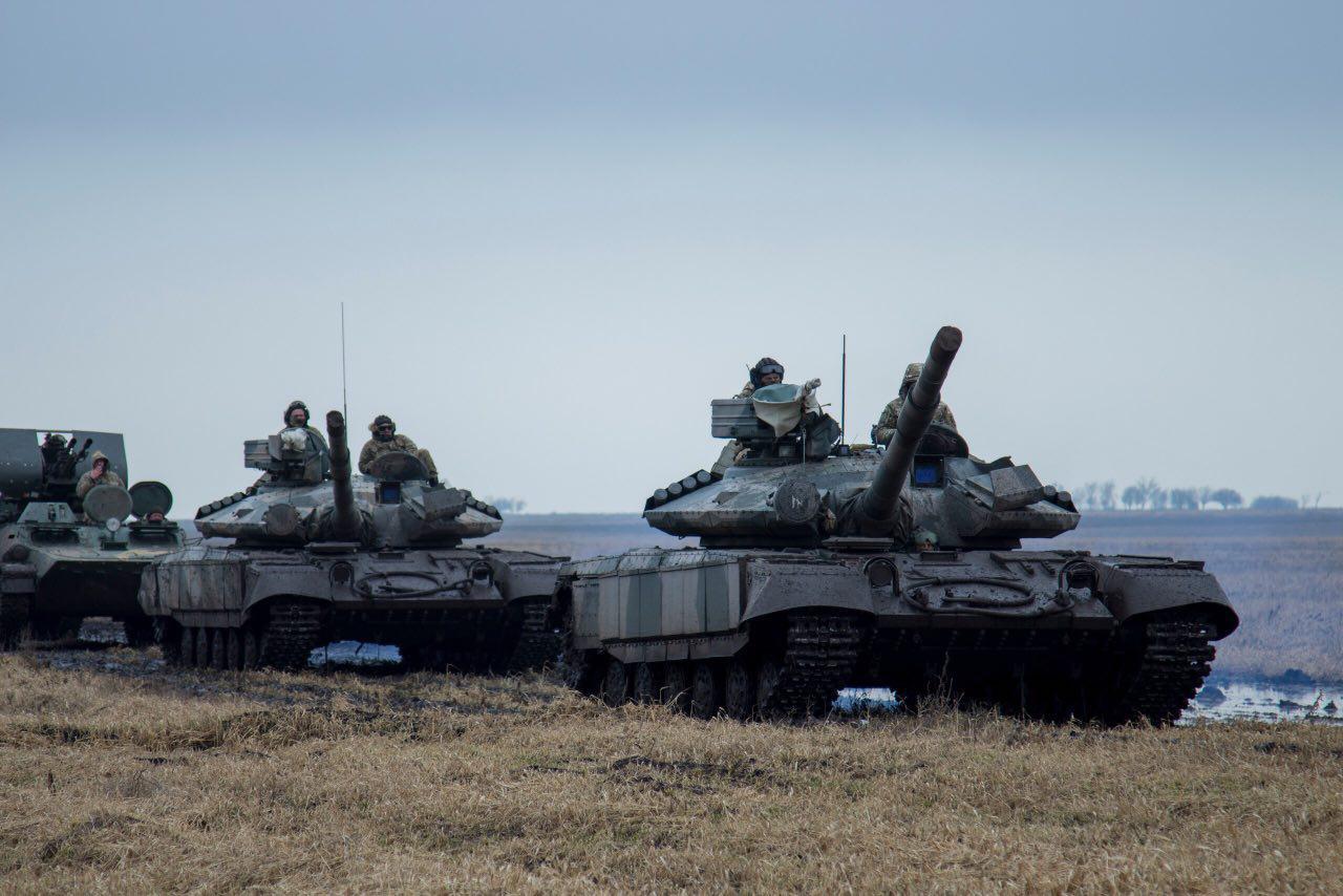 Міцні, як броня: вітаємо усіх причетних з Днем танкіста!