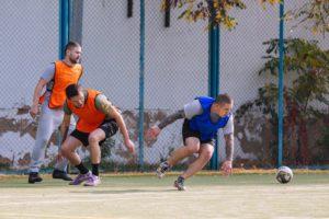 Дводенний футбольний турнір на честь Дня захисника України
