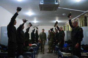 Дев'ятий базовий курс бойової підготовки розпочато!