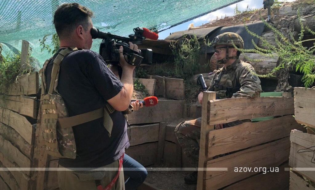 журналісти, свято, військові журналісти