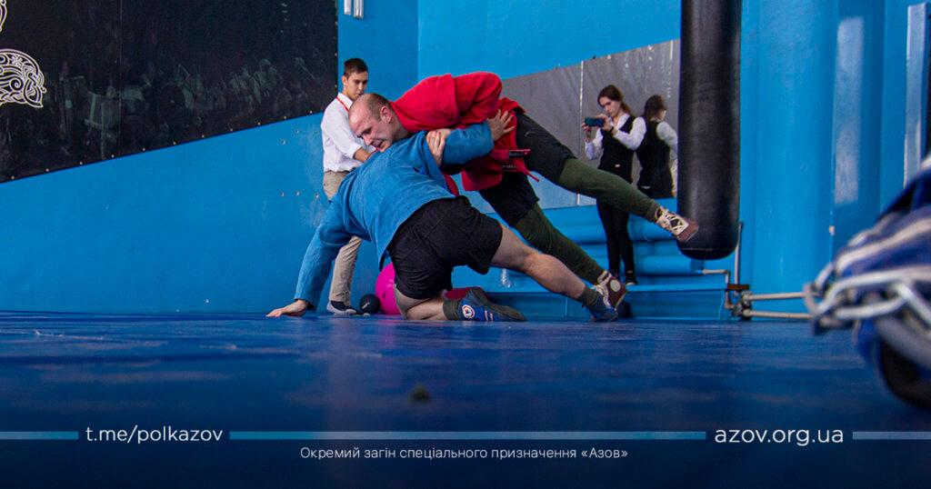 самбо боротьба змагання турнір