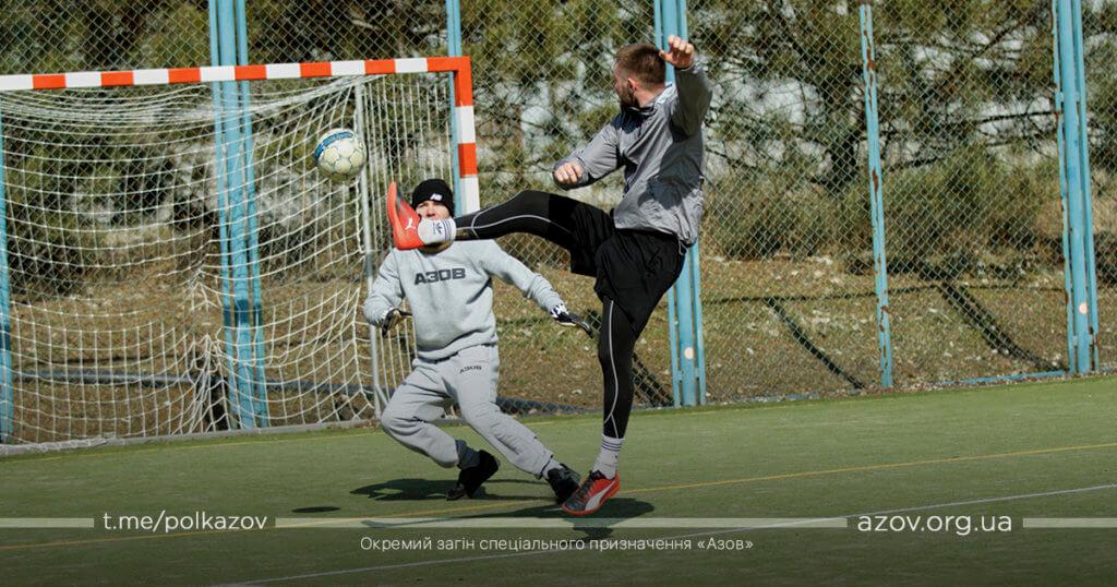 футбол мініфутбол День добровольця турнір