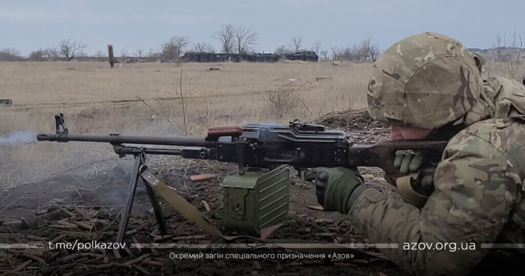 збори курси кулеметники ДШК