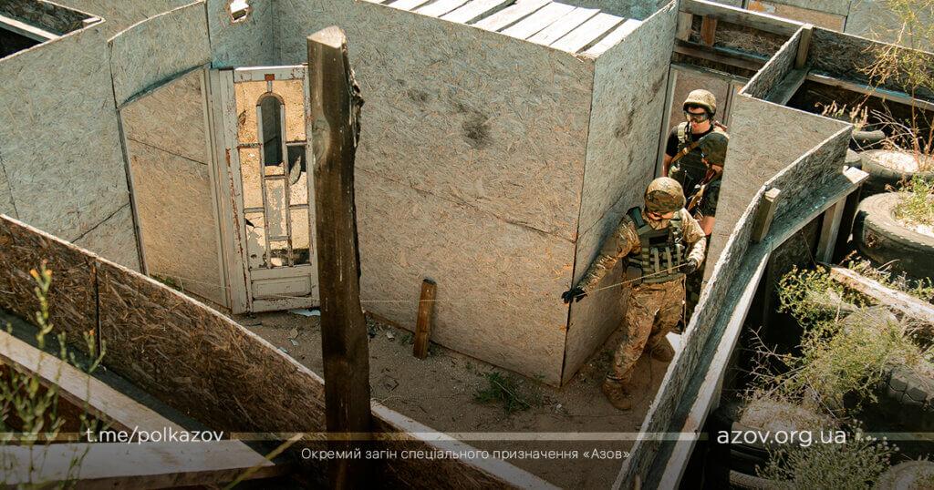 збори навчання Азов поліція ГУНП